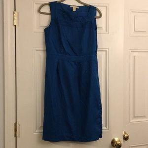 Teal Banana Republic Dress